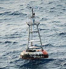 Weather Buoy at 0,0